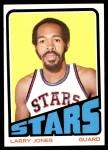 1972 Topps #203  Larry Jones   Front Thumbnail