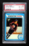 1979 Topps #18  Wayne Gretzky  Front Thumbnail
