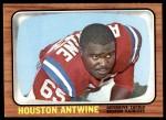 1966 Topps #2  Houston Antwine  Front Thumbnail