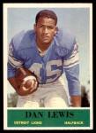 1964 Philadelphia #63  Dan Lewis   Front Thumbnail
