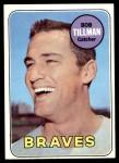 1969 Topps #374  Bob Tillman  Front Thumbnail