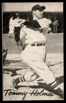1947 Bond Bread #19  Tommy Holmes  Front Thumbnail