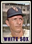 1967 Topps #9  Ron Hansen  Front Thumbnail