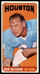 1965 Topps #81  Bud McFadin  Front Thumbnail