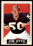 1964 Topps #148  Jim Otto  Front Thumbnail