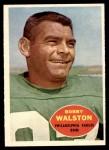 1960 Topps #86  Bob Walston  Front Thumbnail