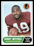 1968 Topps #35  Bobby Mitchell  Front Thumbnail