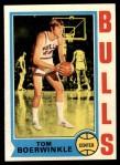 1974 Topps #69  Tom Boerwinkle  Front Thumbnail