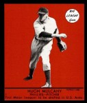 1941 Goudey Reprint #1 RED Hugh Mulcahy  Front Thumbnail