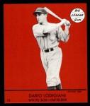 1941 Goudey Reprint #15 RED Dario Lodigiani  Front Thumbnail