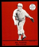 1941 Goudey Reprint #19 RED Bill Posedel  Front Thumbnail