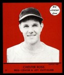 1941 Goudey Reprint #31 RED Chester Ross  Front Thumbnail
