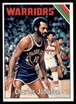 1975 Topps #86  Charles Johnson  Front Thumbnail