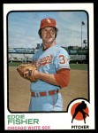 1973 Topps #439  Eddie Fisher  Front Thumbnail
