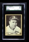 1940 Play Ball #187  Jimmy Dykes  Front Thumbnail