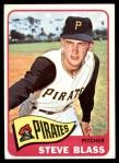 1965 Topps #232  Steve Blass  Front Thumbnail