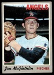 1970 Topps #132  Jim McGlothlin  Front Thumbnail