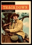 1958 Topps TV Westerns #20   The Pursuit  Front Thumbnail