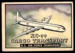 1952 Topps Wings #126   XC-99 Cargo transport Front Thumbnail