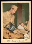 1959 Fleer #46   -  Ted Williams Ready for Combat Front Thumbnail