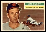 1956 Topps #330  Jim Busby  Front Thumbnail