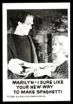 1964 Leaf Munsters #27   Marilyn - I Sure Like Your New Front Thumbnail
