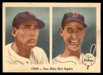 1959 Fleer #37   -  Ted Williams  Sox Miss Again Front Thumbnail