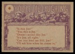 1959 You'll Die Laughing #6   Doc can I stop Back Thumbnail