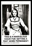1964 Leaf Munsters #39   This is Marvelous Chair Front Thumbnail