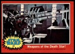 1977 Topps Star Wars #81   Weapons of the Death Star Front Thumbnail