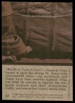 1975 Topps Planet of the Apes #12   We Must Take Action! Back Thumbnail