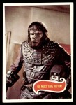 1975 Topps Planet of the Apes #12   We Must Take Action! Front Thumbnail