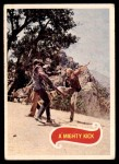 1975 Topps Planet of the Apes #52   Mighty Kick Front Thumbnail