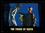 1964 Outer Limits #40   The Touch of Death  Front Thumbnail