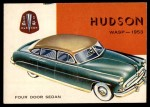 1954 Topps World on Wheels #78   Hudson Wasp 1953 Front Thumbnail