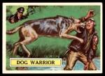 1965 Topps Battle #15   Dog Warrior  Front Thumbnail