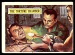 1965 Topps Battle #44   The Torture Chamber  Front Thumbnail