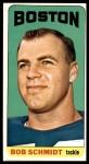 1965 Topps #20  Bob Schmidt  Front Thumbnail