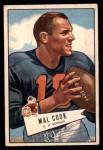 1952 Bowman Small #87  Mal Cook  Front Thumbnail
