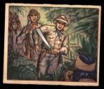 1950 Bowman Wild Man #25   Amazon Frontier Front Thumbnail
