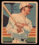 1935 Diamond Stars #49  Buck Jordan   Front Thumbnail