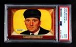 1955 Bowman #260  Edwin Hurley  Front Thumbnail