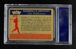 1959 Fleer #1   -  Ted Williams  The Early Years Back Thumbnail