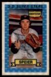 1974 Kellogg's #40  Chris Speier  Front Thumbnail