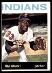 1964 Topps #133  Mudcat Grant  Front Thumbnail