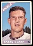 1966 Topps #280  Bobby Knoop  Front Thumbnail