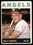 1964 Topps #333  Billy Moran  Front Thumbnail