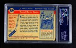 1954 Topps #59  Marcel Bonin  Back Thumbnail