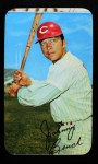1970 Topps Super #8  Johnny Bench  Front Thumbnail