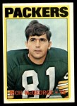 1972 Topps #33  Rich McGeorge  Front Thumbnail